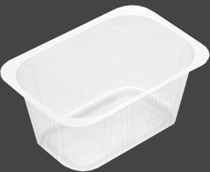 Miska polévková 500ml transparentní pro SM 175