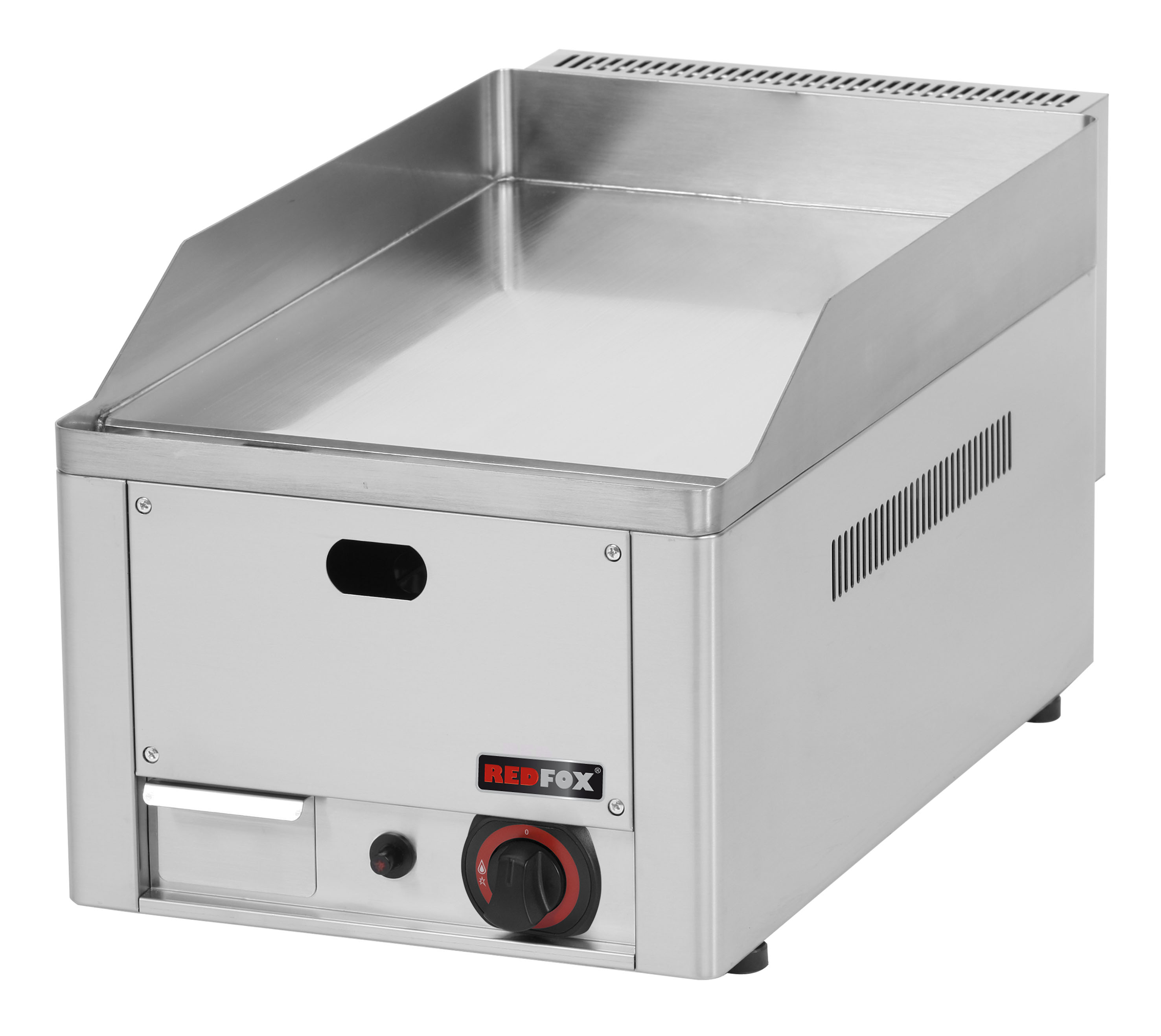 Deska grilovací plynová FTHC 30 G hladká chrom RedFox