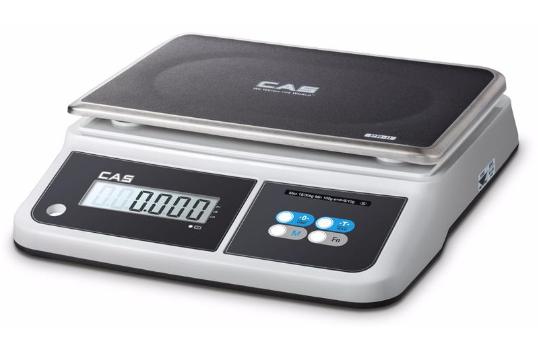 Váha stolní CAS PR-2 D váživost do 6 kg