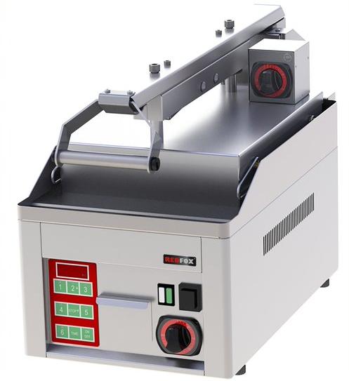 Gril steak poloautomatický KDA 33 ED kontaktní elektrický REDFOX