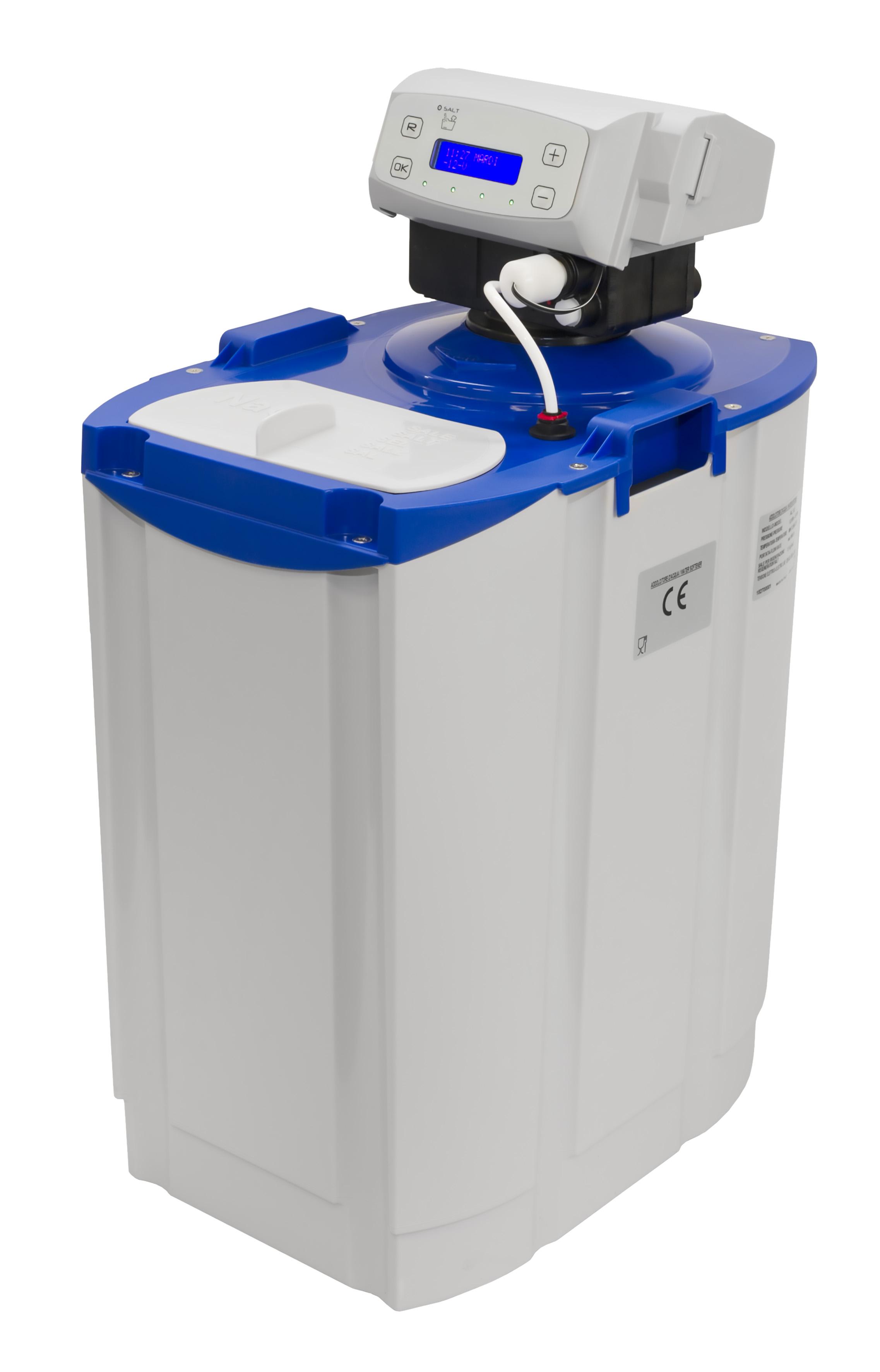 Změkčovač vody AL 08 V volumetrický automatický 8 l REDFOX