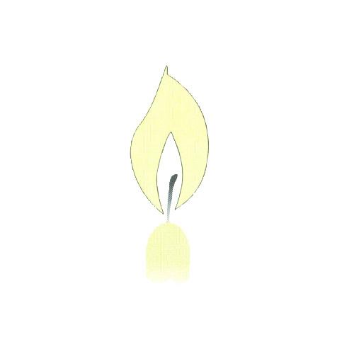 D-Svíčky -béžové 10ks /31109