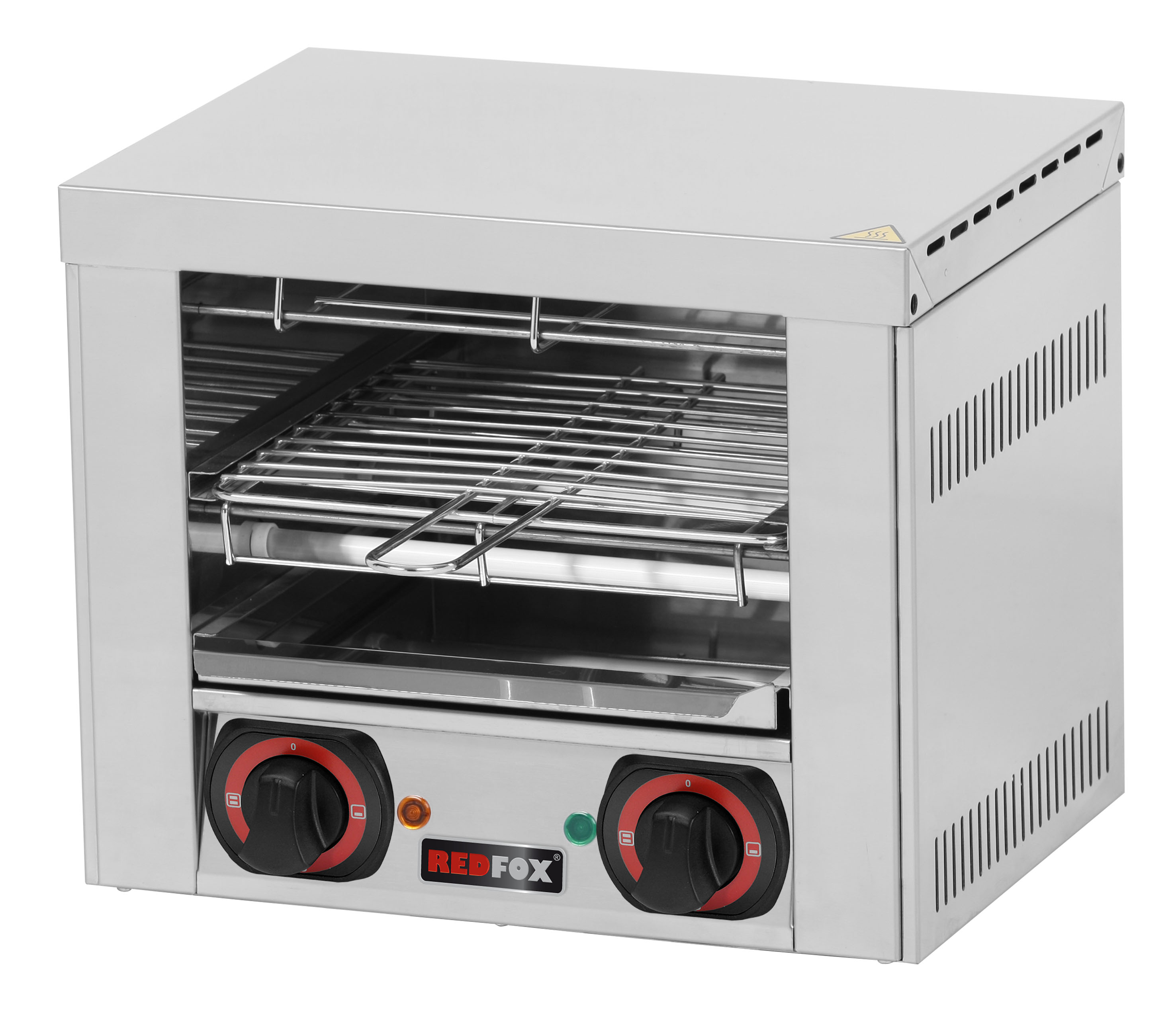 Toaster TO 920 GH 2x kleště, rošt RedFox