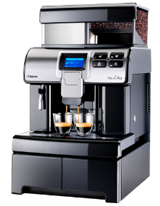 Kávovar Aulika EVO black