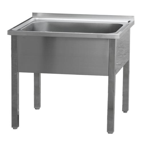 Stůl mycí jednodřez MSJ 120x70x90 REDFOX