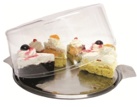 Podnos na dort   /polykarbonát
