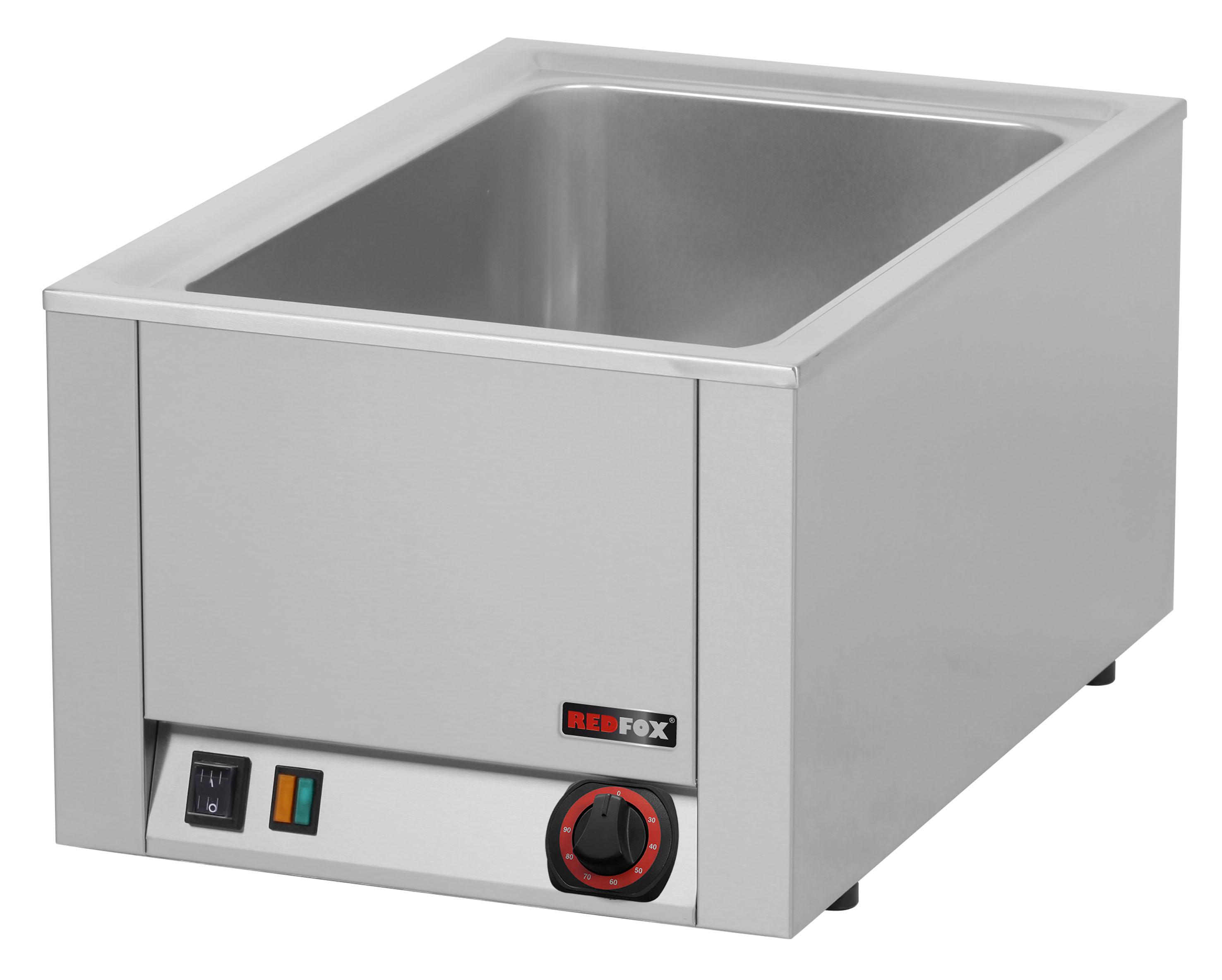 Lázeň vodní elektrická BM 1120 GN1/1 REDFOX
