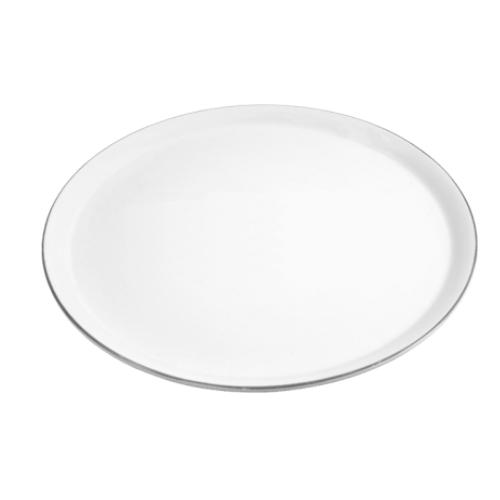 D-Talíř na pizzu 40  /bílý