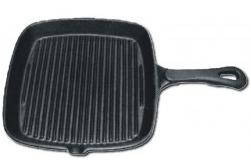 Pánev steak.litina. 23x23 /RB-152300