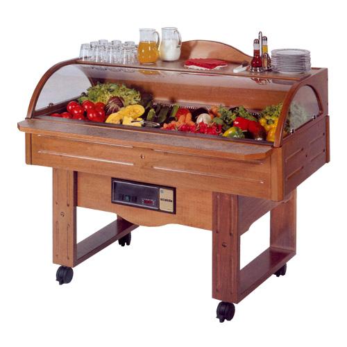 Vozík salátový   Buffet