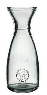 Karafa na víno 0,25l