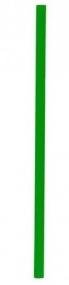 Slámka JUMBO  150ks /zelená