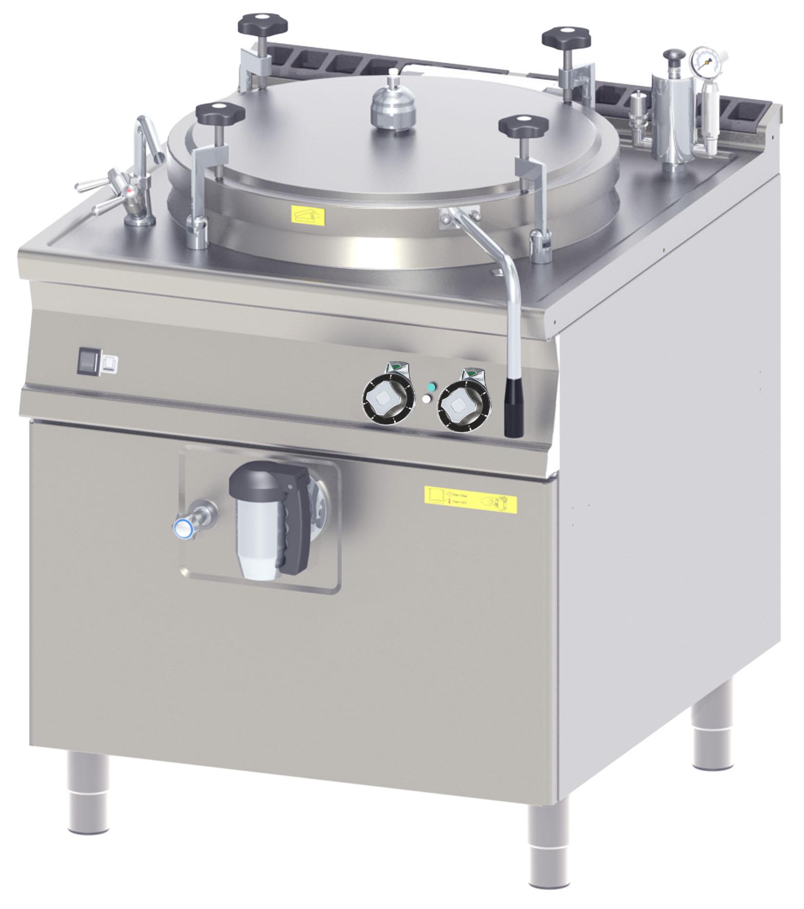 Kotel plynový tlakový 100l  BIA100 98 G