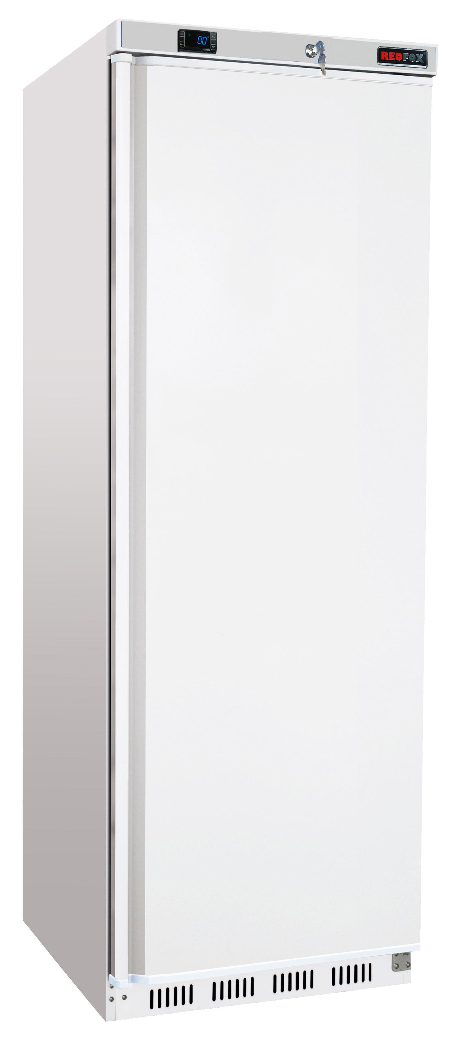 Skříň mrazící HF 400 mraznice bílá REDFOX