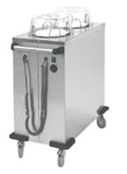 Ohřívač talířů dvoutubusový VOO-270