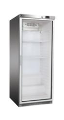 Skříň chladící DR 600 GSS lednice nerez prosklené dveře REDFOX