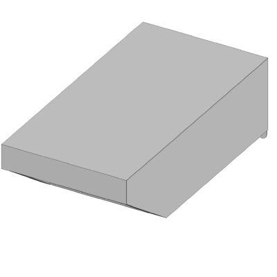 Kondenzační digestoř STKD S 11 pro SLIM/MINI GN 1/1