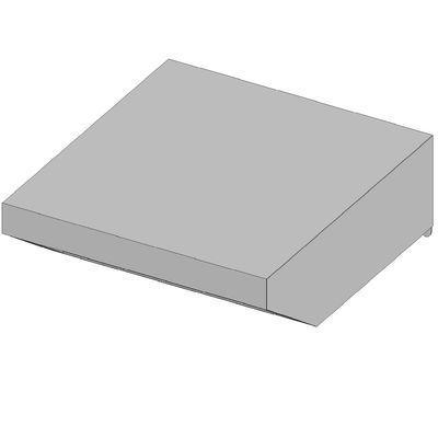 Kondenzační digestoř STKD M pro MPD 0511, 0711, 1011