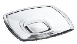 D-Podšálek skleněný  /406520