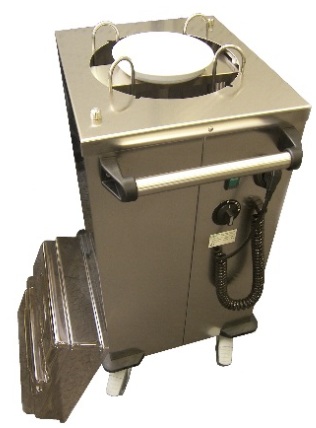 Ohřívač talířů jednotubusový EPT-1/330