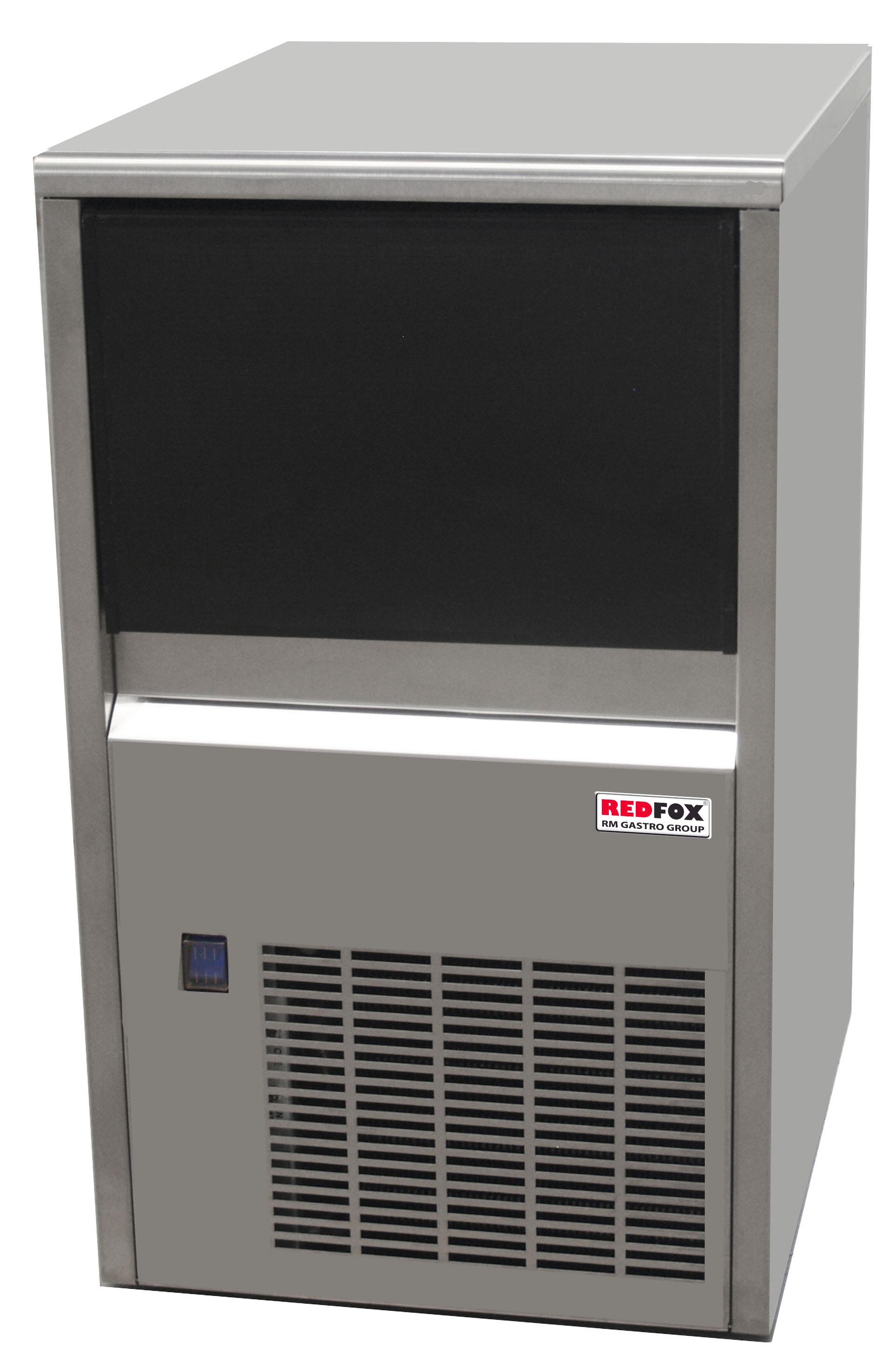 Výrobník ledu SS 25 W chlazení vodou REDFOX