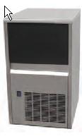 Výrobník ledu SS 45 W chlazení vodou REDFOX