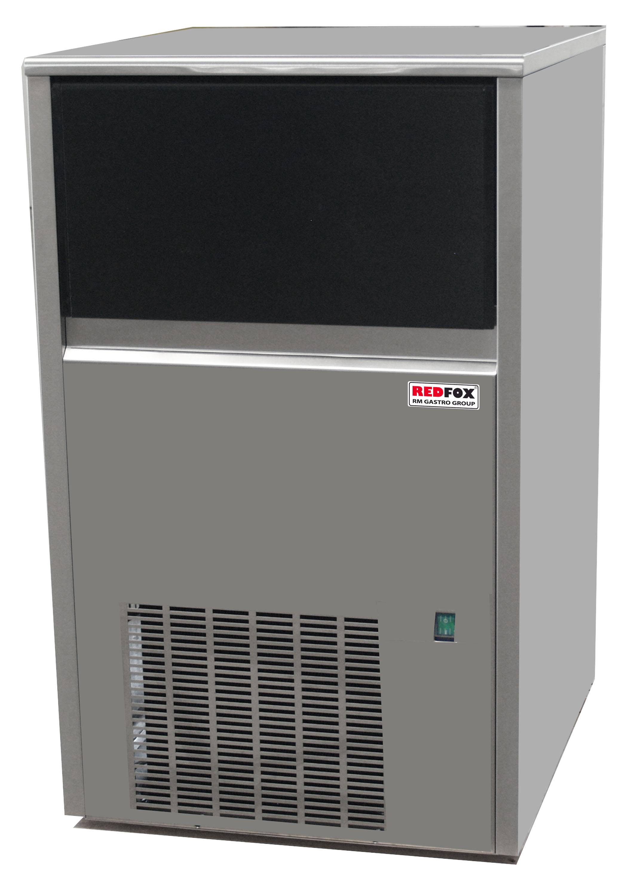 Výrobník ledu SS 60 W chlazení vodou REDFOX