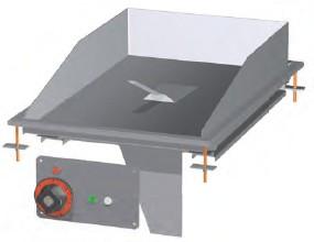 Deska grilovací el.  FTLD-64ET