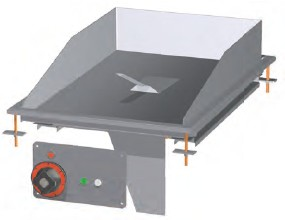 Deska grilovací el.  FTRD-64ET