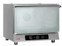 Pec pekařská manuální MR 42 GN 1/1 REDFOX