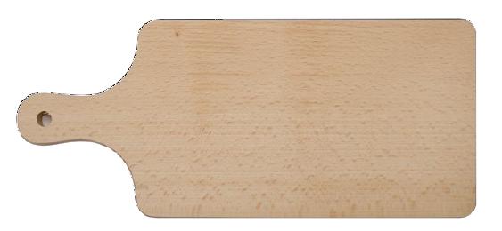 Deska na maso dřevo 35x15