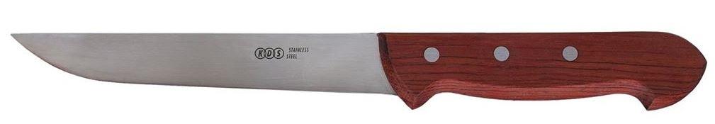 Nůž řeznický hornošpičatý 17,5 cm KDS