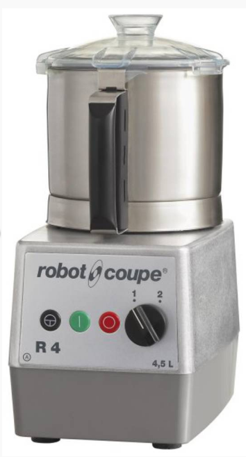 Kutr R4 / Robot Coupe
