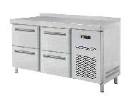 Stůl chladící RT 2D 4x zásuvka REDFOX