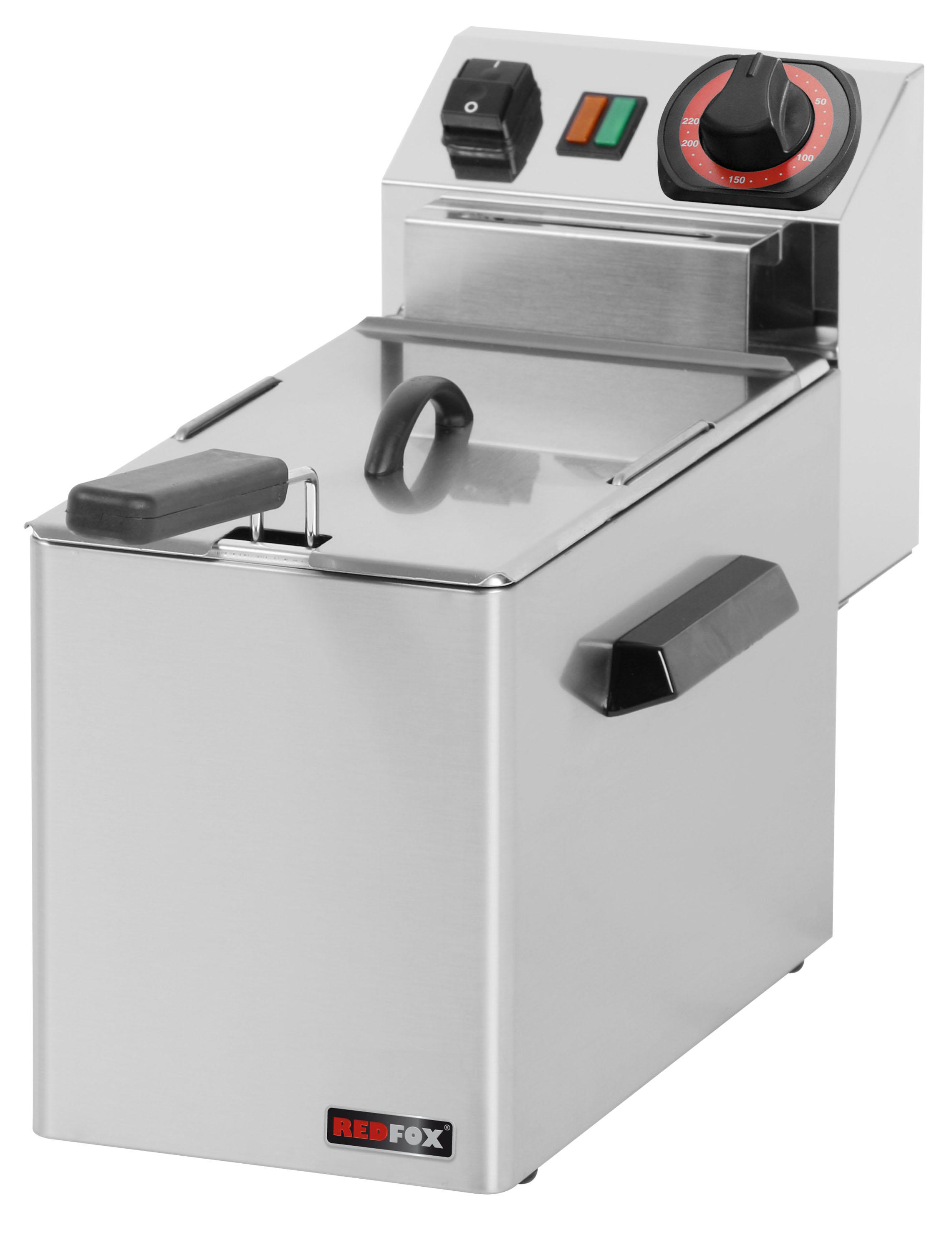 Fritéza elektrická 5 l FE 04 RedFox