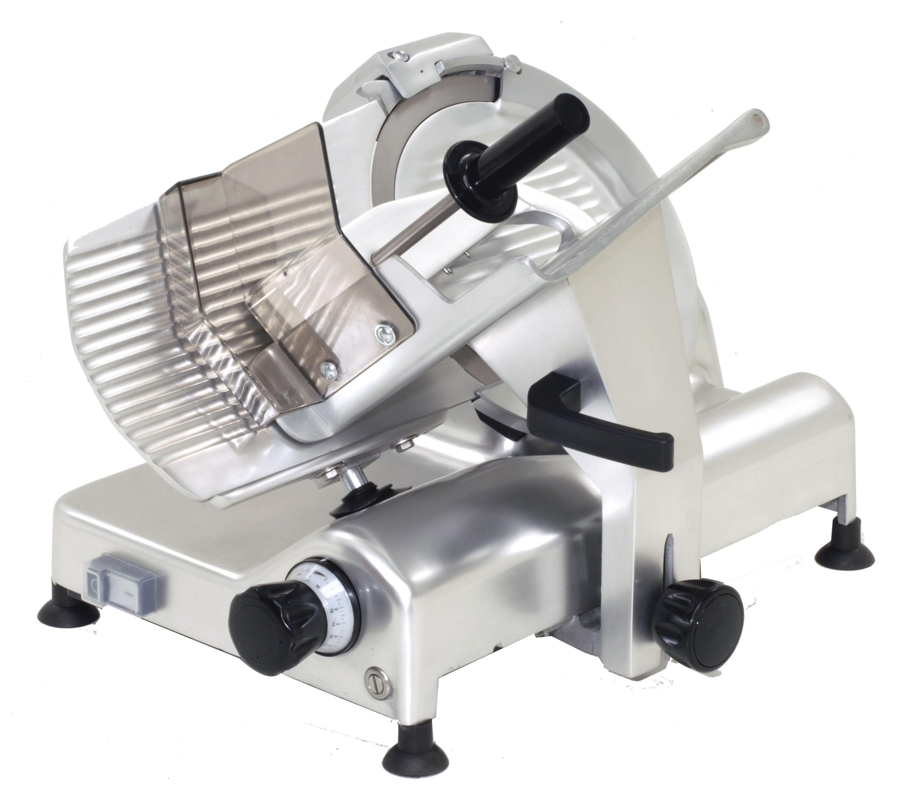 Stroj nářezový GXE 300 DP/400V - šnek