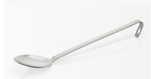 Lžíce servírovací plná 26 cm
