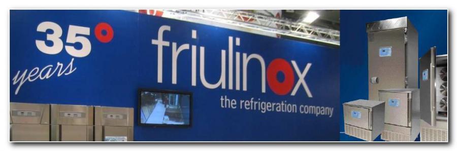 Chladící a mrazící technika Friulinox