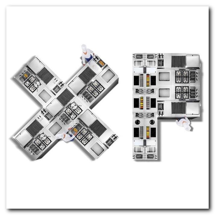 Nová řada modulárních varných zařízení 900XP & 700XP