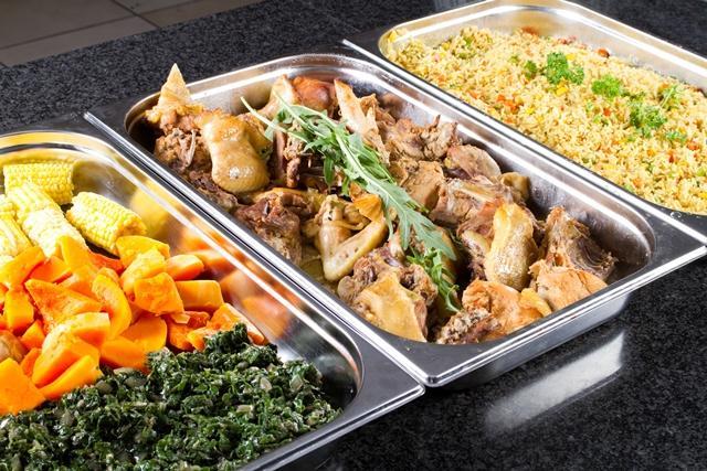Distribuce jídel / Gastronádoby